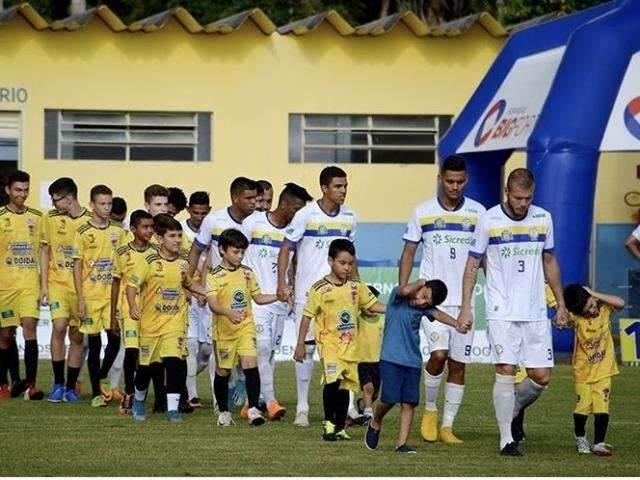 Costa Rica supera Corumbaense e volta a vencer após cinco rodadas