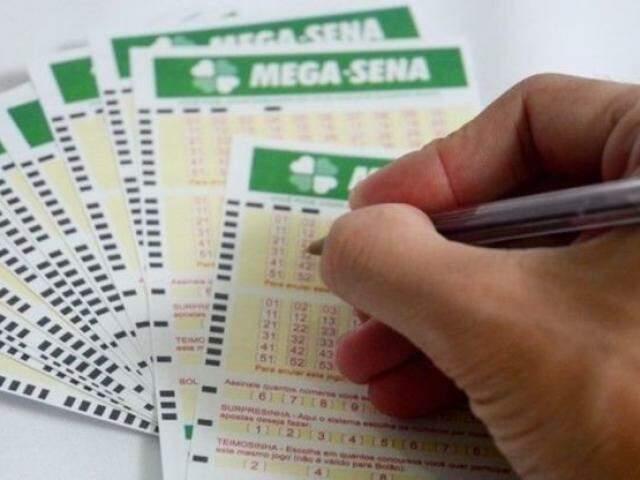 Para concorrer, cada apostador deve marcar as seis dezenas da sorte. (Foto: Divulgação)