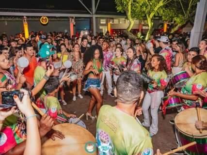 A sete dias do Carnaval, último fim de semana de esquenta começa hoje