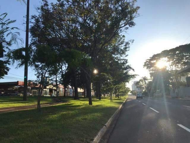 Sábado será de sol e máxima de 39°C em Mato Grosso do Sul