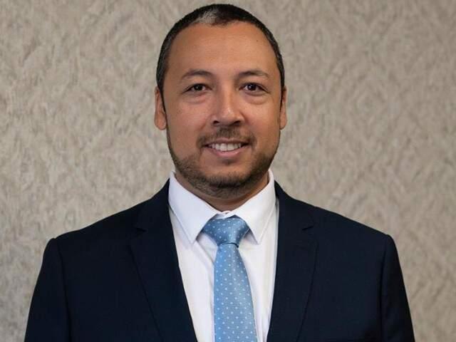Dr. João Rodrigo Arce Pereira (Foto: Arquivo Pessoal)