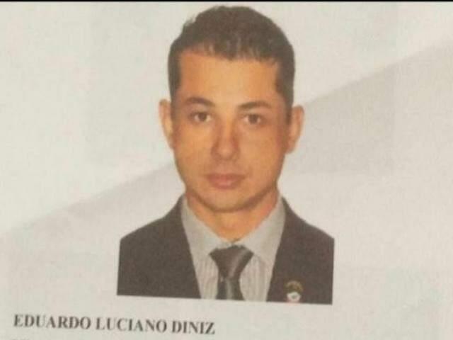 Policial civil Eduardo Luciano Diniz está preso desde julho, acusado de substituir droga no depósito: defesa nega acusações (Foto/Reprodução_