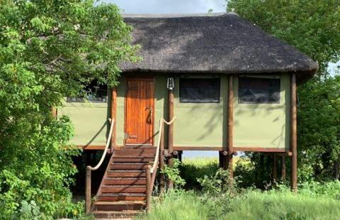 Outro exemplo de um 'lodge hostel' (Foto: Arquivo Pessoal)