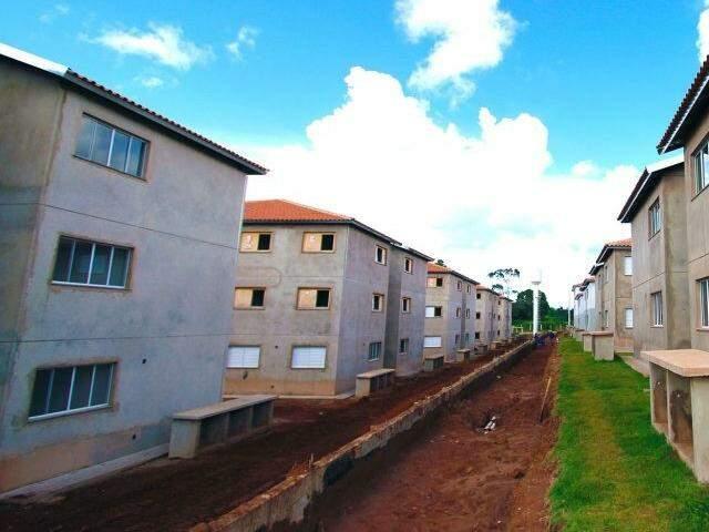 Casas no Portal das Laranjeiras e Sírio Libanês I e II são estão com 80% da obra finalizada (Foto: Saul Schramm)