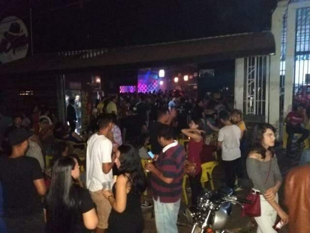 Um dos eventos que acontecem em Campo Grande (Foto: Divulgação)