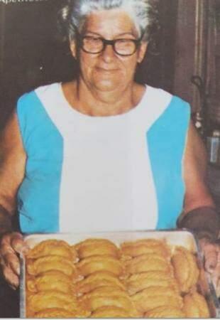 Sara, dona da receita que ficou famosa em Corumbá. Ele faleceu aos 70 anos.
