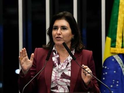 Simone Tebet é a única parlamentar de MS em comissão sobre a reforma tributária