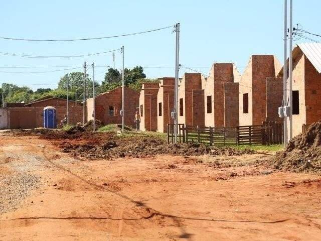 Loteamento Bosque das Araras fica na região oeste da Capital (Foto: Divulgação)