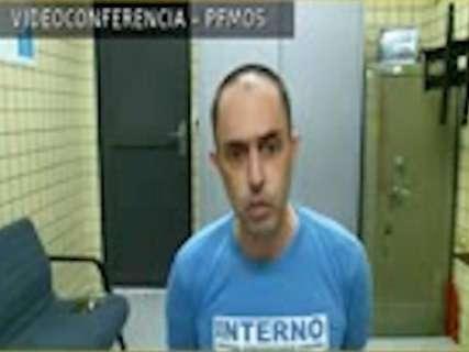 Sem advogado, Jamilzinho reclama de promotor e de isolamento em presídio