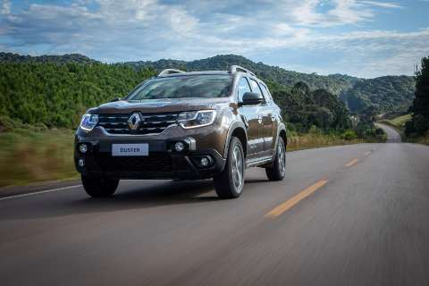 Renault Duster 2021 chega com visual renovado