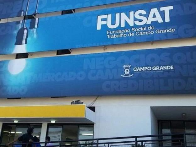 A agência fica na Rua 14 de Julho, nº 992, na Vila Glória (Foto: divulgação/assessoria)
