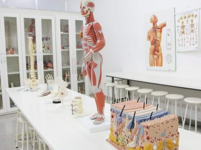 Unigran Capital investe em laboratórios, inovação e metodologias ativas (Foto: Divulgação/Unigran Capital).