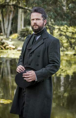 Selton Mello interpreta Dom Pedro II (Foto: Paulo Belote/Globo)