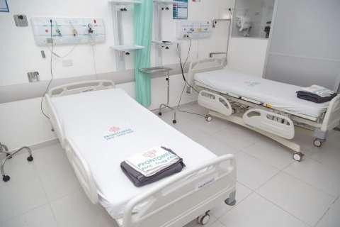 Santa Casa investiga 1º caso provável de coronavírus e jovem fica 10h isolado