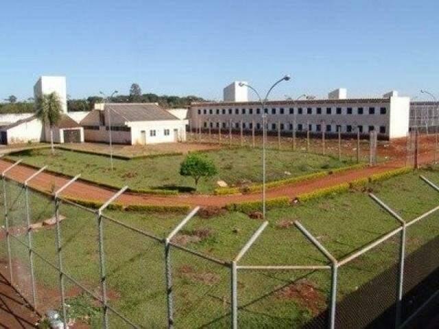 PED (Penitenciária Estadual de Dourados). (Foto: Divulgação/FolhadeDourados)