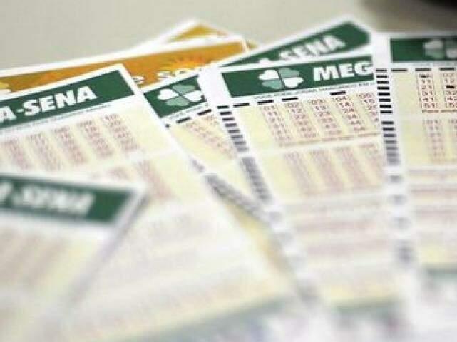 Valor mínimo para jogar na Mega-Sena é de R$ 4,50