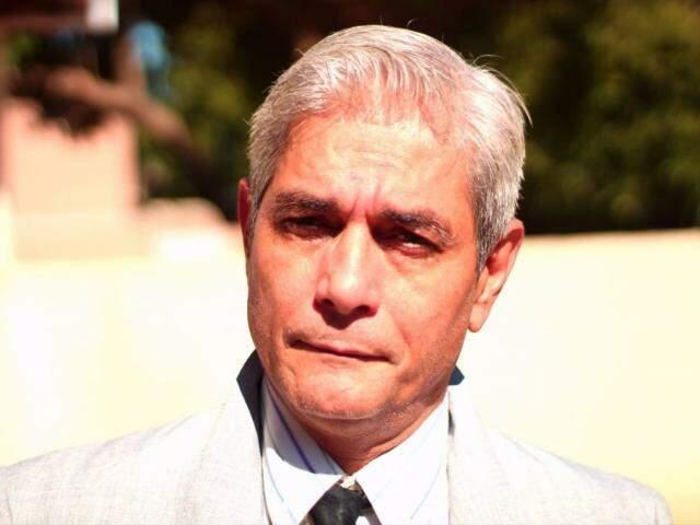Hilário estava internado na ala vermelha da Santa Casa. (Foto: Arquivo)