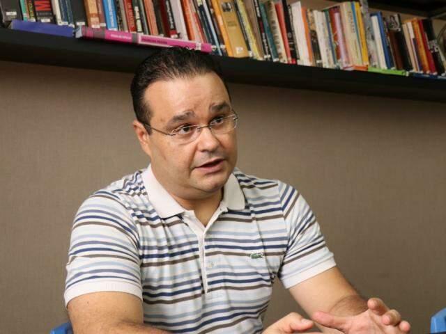 Deputado crê que Planalto ainda precisa provar disposição em combater corrupção (Foto: Henrique Kawaminami)