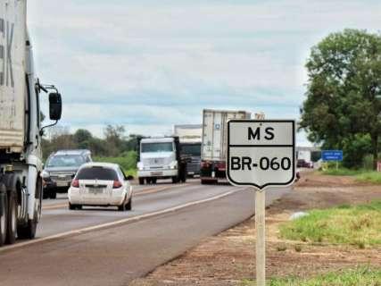 Governo de MS estuda incluir rodovias federais em novas concessões