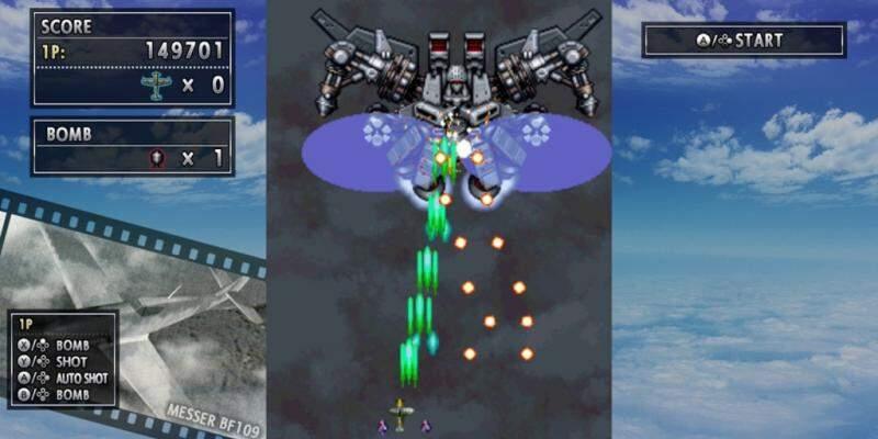 Psikyo Shooting Stars Alpha relembra clássicos shmups no Switch