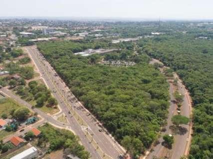 Governo prepara revitalização de R$ 14 milhões no Parque dos Poderes