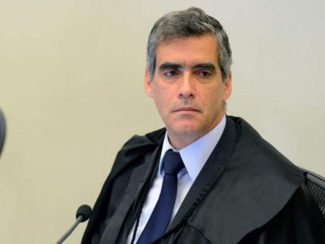 O ministro Rogério Schietti da Cruz, que relata processos da defesa de Name abertos no STJ. (Foto: Divulgação)
