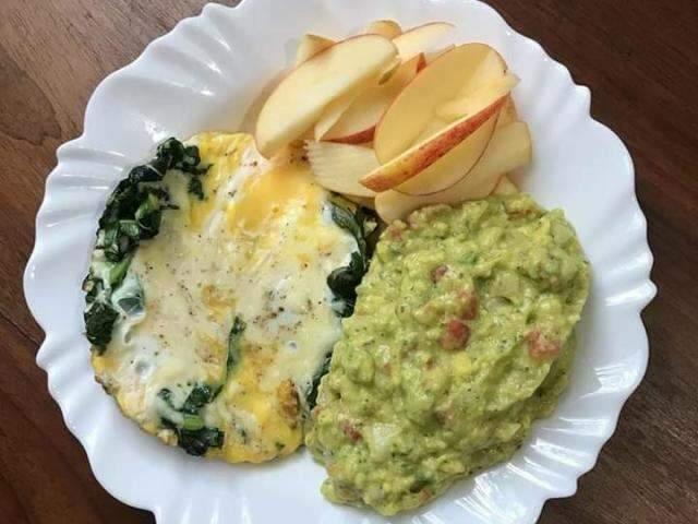 No calor da cidade, guacamole é brisa em prato de professora