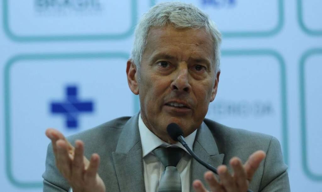 João Gabbardo, secretário-executivo do Ministério da Saúde. (Foto: Fabio Pozzebom/Agência Brasil)