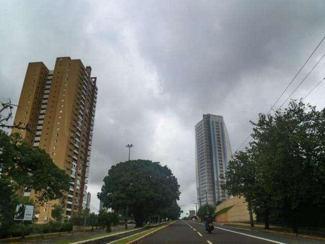 Instituto alerta para chuvas intensas pelo Estado na quarta-feira de Cinzas