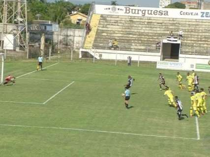 Maracaju estreia com vitória no Estadual por 1 a 0 sobre o Corumbaense
