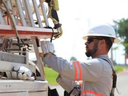 Projeto permite pagamento da fatura na hora do corte de energia