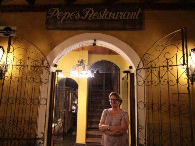 Ao atravessar fronteira, retrato de uma história de amor virou restaurante