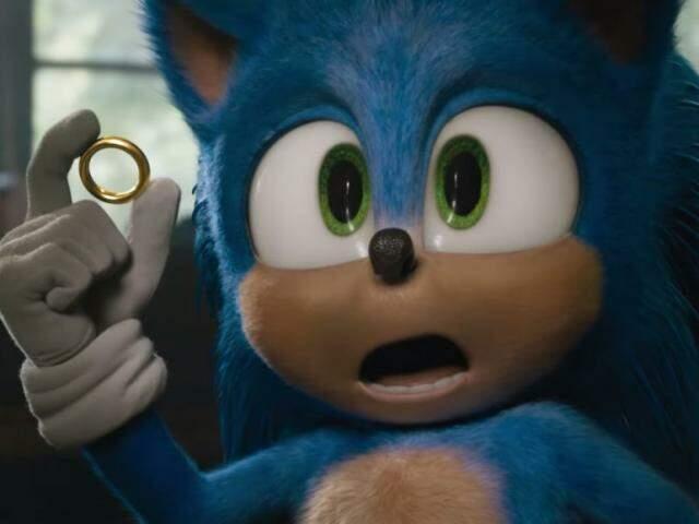 """""""Sonic: O Filme"""" leva o popular personagem dos jogos para as telas (Foto: Reprodução)"""