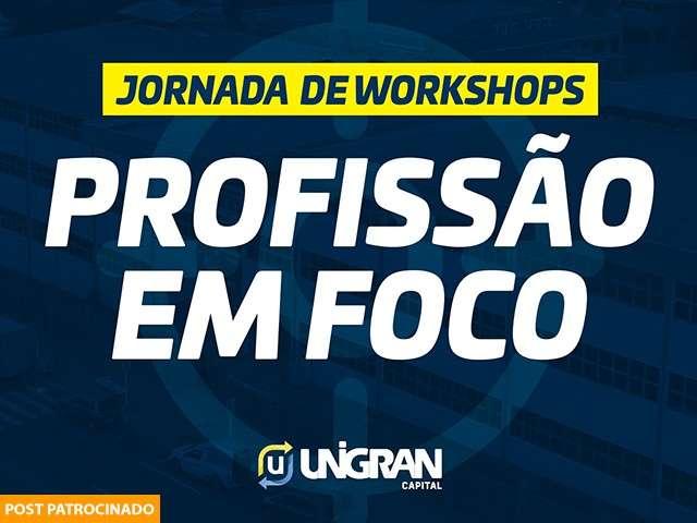Unigran Capital realiza a primeira jornada de cursos gratuitos
