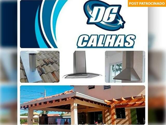 A DG Calhas faz instalação de dutos, coifas, chaminés e calhas em Campo Grande (Foto: Divulgação)