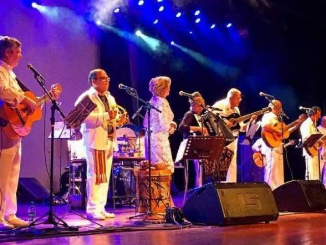 O Grupo Acaba vai se apresentar em Campo Grande. (Foto: Divulgação)