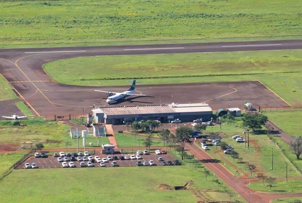 Aérea mantém programação e começa operar Dourados-Guarulhos em março -  Lugares por Onde Ando - Campo Grande News