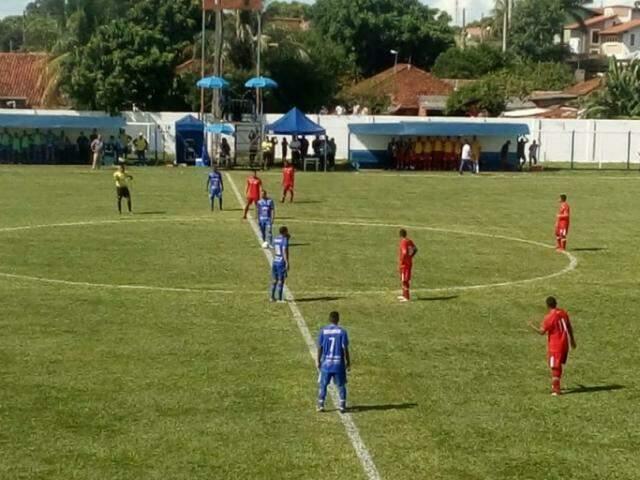 Duelo foi realizado no Estádio Noroeste, em Aquidauana (Foto: Mário Augusto/Divulgação)