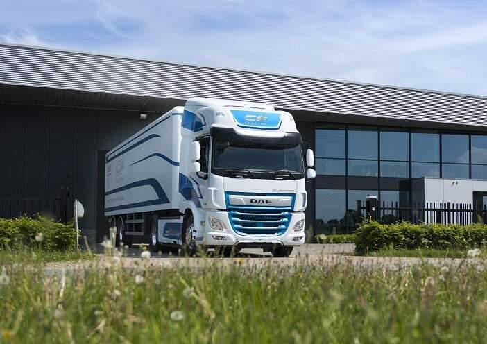 Caminhão elétrico percorre 150 mil quilômetros movido a eletricidade na Europa