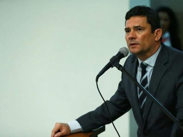 O ministro Sérgio Moro lançou iniciativa nesta quinta-feira, em Brasília. Atualização será mensal.