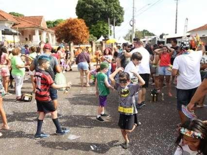 No último dia de folia, confira onde levar a criançada para curtir o Carnaval