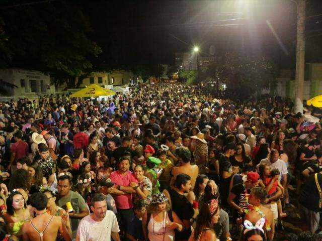 Carnaval levou 118 mil pessoas para os blocos na Esplanada Ferroviária
