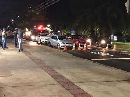 Blitz flagra 48 motoristas bêbados, 3 são presos e 1 tenta fugir na contramão