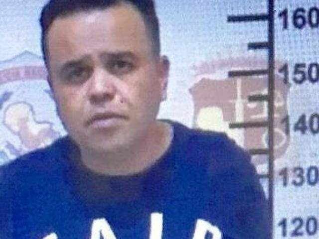 David Ferreira estava preso por tráfico, associação criminosa e porte ilegal de arma (Foto: Reprodução)