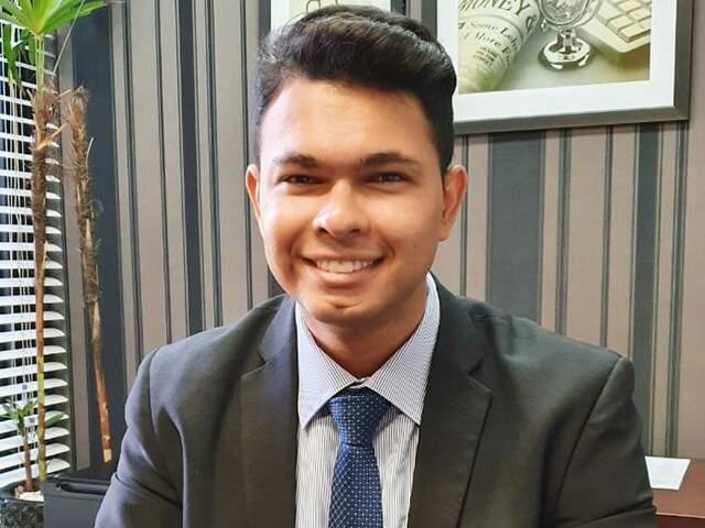 Dr Ióron Mugart  - Advogado (Foto: Arquivo Pessoal)