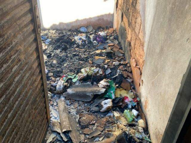 Mulher é suspeita de atear fogo que queimou 90% do corpo do marido