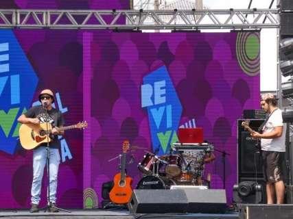 Coronavírus faz prefeitura adiar shows do Reviva Cultura na 14