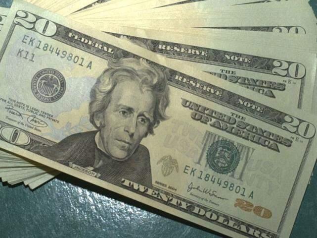 O dólar comercial encerrou esta sexta-feira (6) vendido a R$ 4,634. (Foto: Marcelo Casall Jr./AgênciaBrasil)