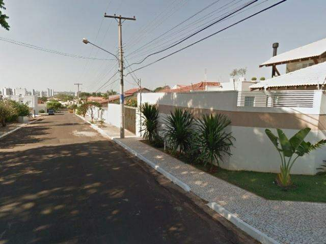 Edital do leilão tem imóvel no Jardim Bela Vista, região central de Campo Grande (Foto: Reprodução/Google)