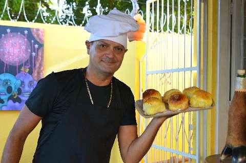 Com ar pantaneiro e estilo Van Gogh, hamburgueria tem até quebra-torto